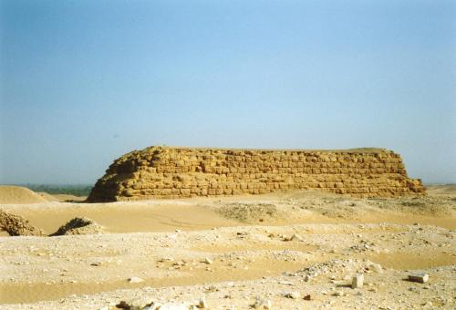 The Mastaba el-Fara\'un