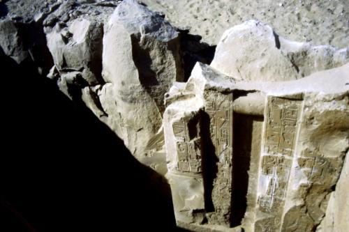 The tomb D46 Sethu.